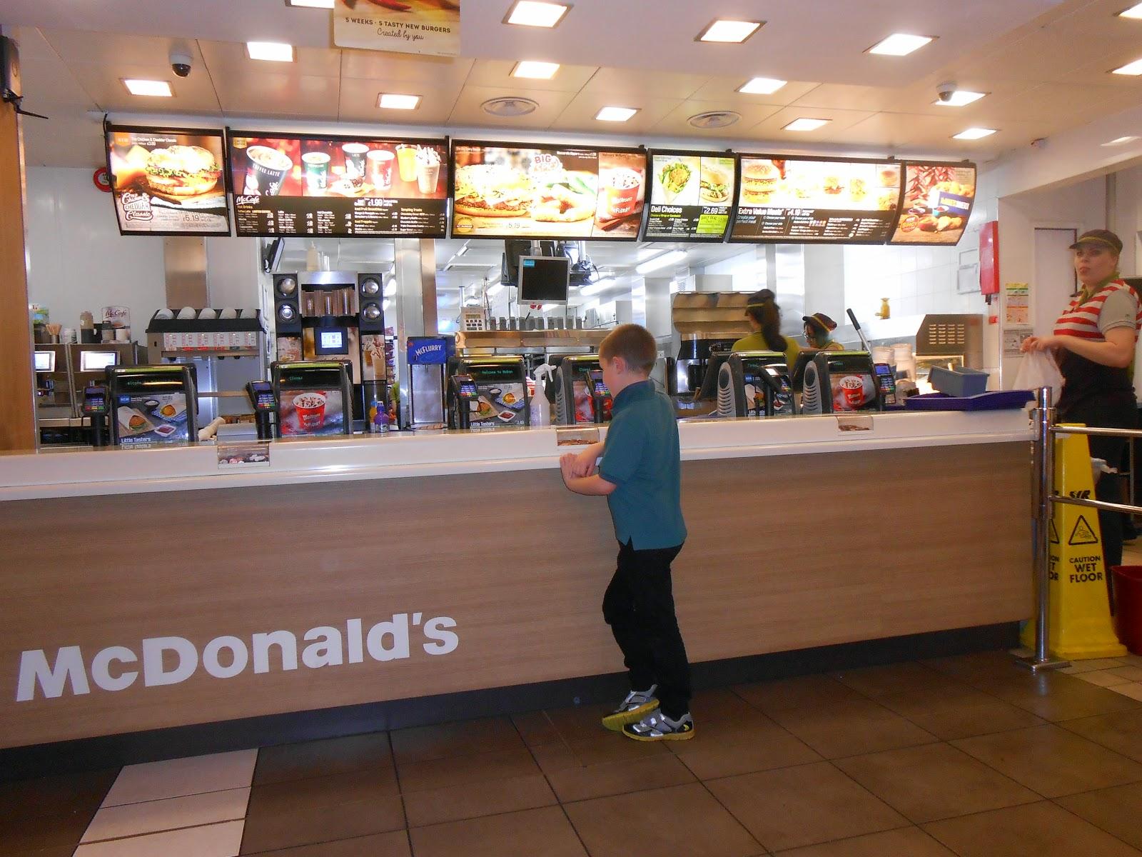 mcdonalds fratton way portsmouth serving area