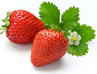 strawberry vitamin untuk rambut