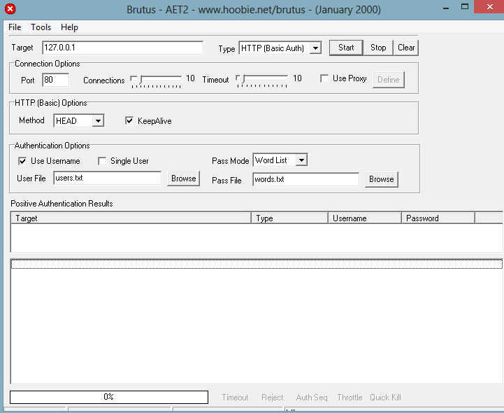 Brutus AET2 password cracker with download! . Взлом аккаунта на DrugVokrug