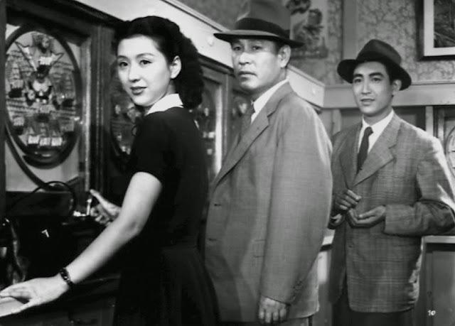 «Вкус зеленого чая после риса», режиссер Ясудзиро Одзу