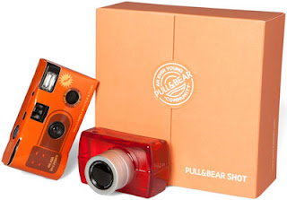 estuche regalo fragancia Pull And Bear Orange Shot