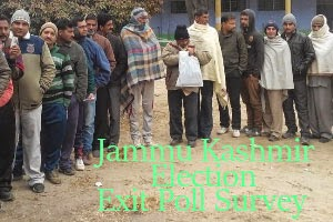 Jammu Kashmir Election Exit Poll 2014