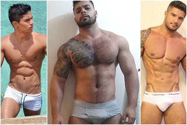 Homens lindos para seguir no Instagram imagens