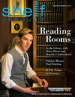 Check out the current ShelfUnbound Issue!