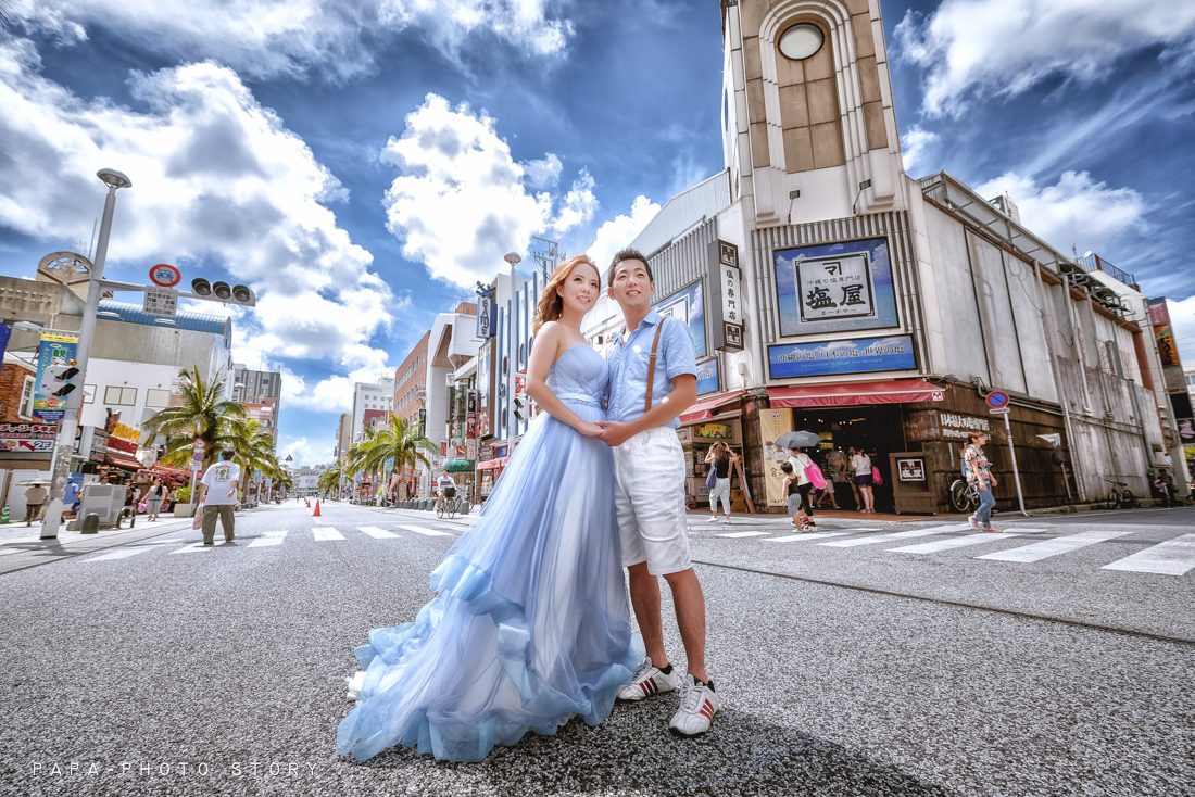 PAPA-PHOTO 沖繩婚紗價格 沖繩海外婚紗