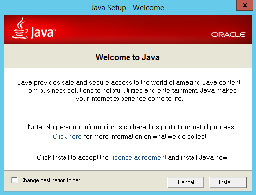 Download java 7 update 51 standalone