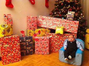 El bebé navideño