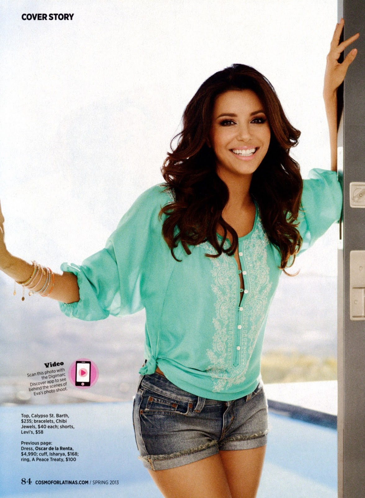 eva longoria hot photoshoot for cosmopolitan magazine