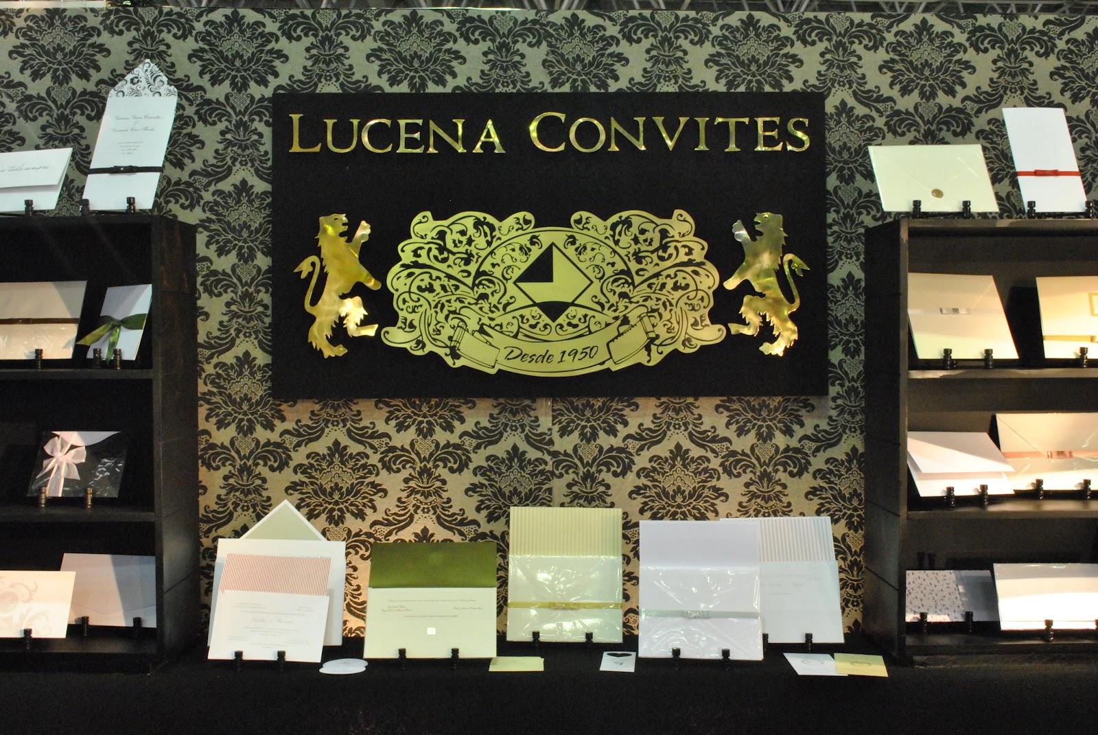 Expo Noivas Stands : Atelier andrea figueiredo stand lucena convites expo