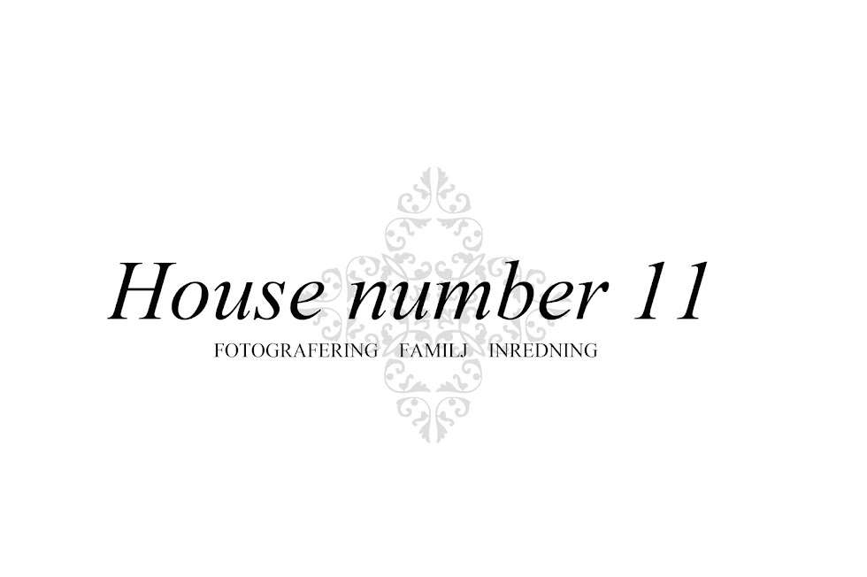 House number 11: barnrum