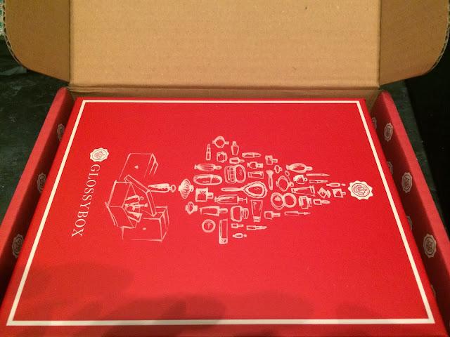 December Glossybox