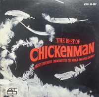 Best of Chickenman Cover