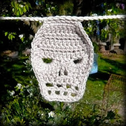 Skull Crochet Pattern