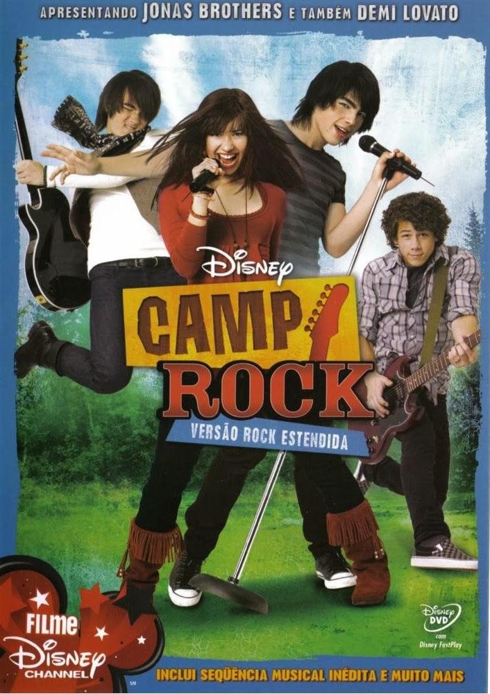 Camp Rock – Dublado (2008)