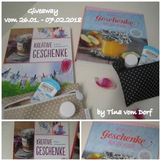 Give-Away zum 1. Bloggeburtstag bei Tina