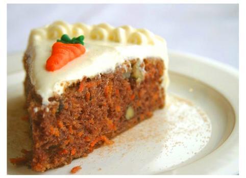 Uraa-Iraj: Carrot cake recept