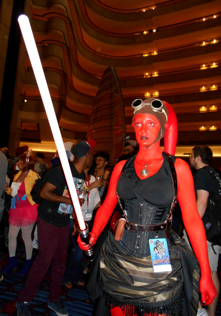 Dragon*Con 2013, Jedi Knight