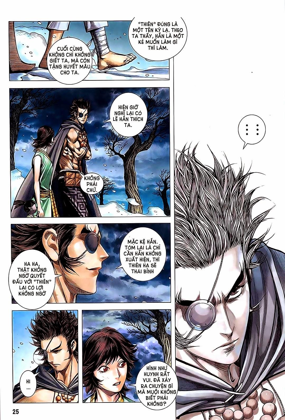 Phong Thần Ký Chap 182 - Trang 25