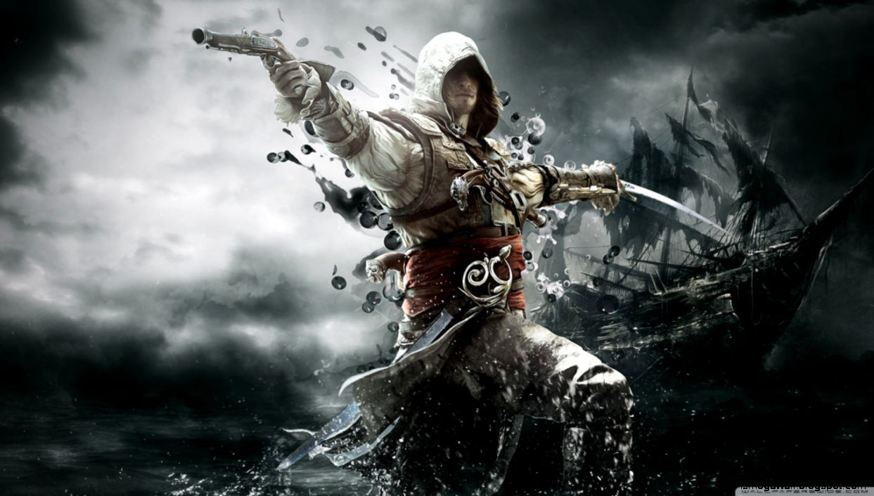 Assassin s Creed wallpapers - edward kenway in assassins creed wallpapers