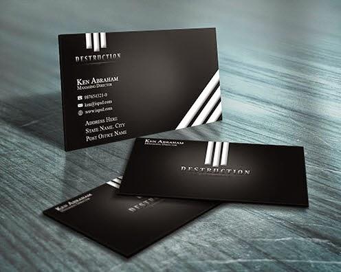 Business Card Template (PSD)