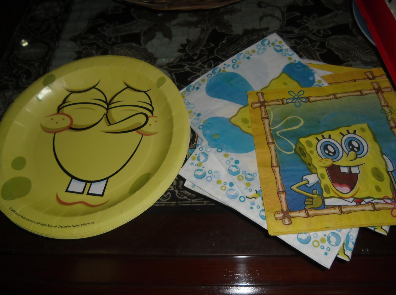 Dunia Kecil Indi  My Super Blessed Birthday (with Spongebob ... e03cdd7287
