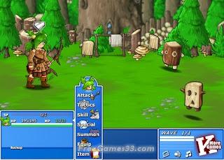 Epic Battle Fantasy 4