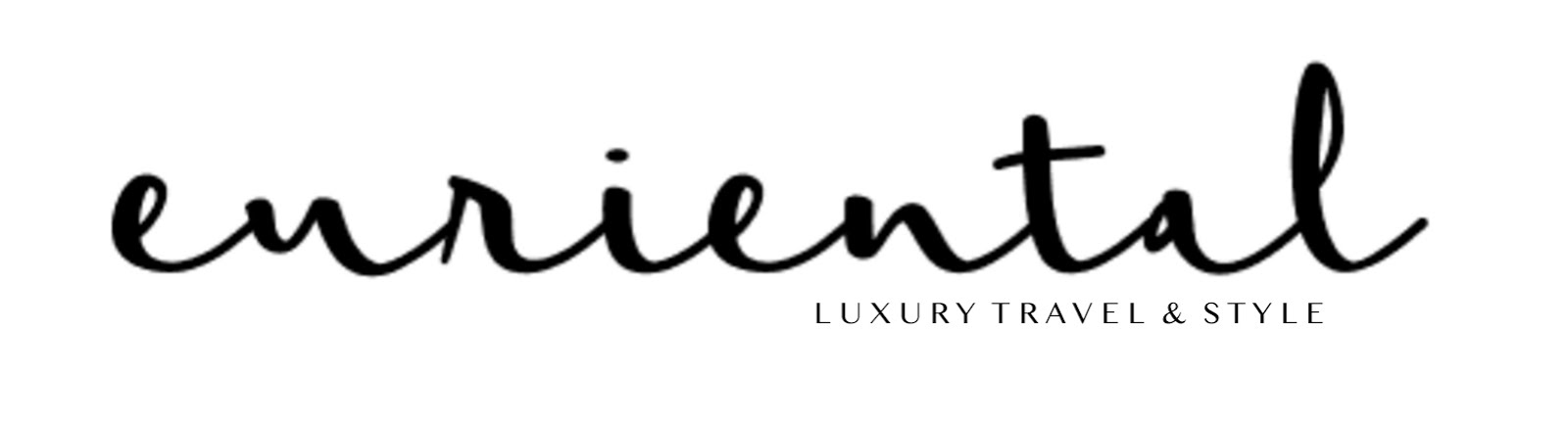 Euriental - fashion & luxury travel
