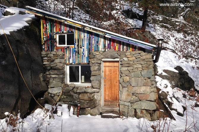 Arquitectura de casas dise os de casas hechas de piedra - Construccion casas de piedra ...