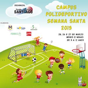 Campamento Deportivo Semana Santa