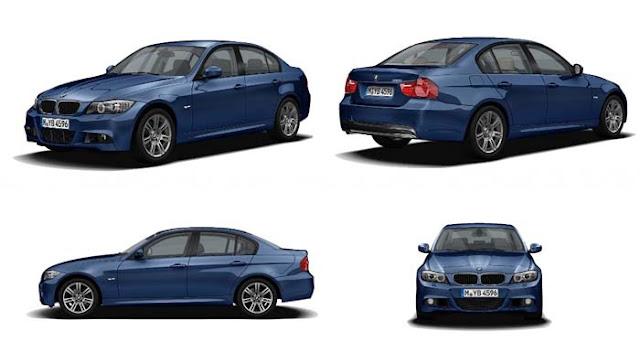 BMW 318i Sport - Azul LemAns