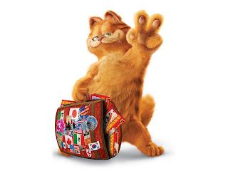 Garfield Vacation Animated Cartoon