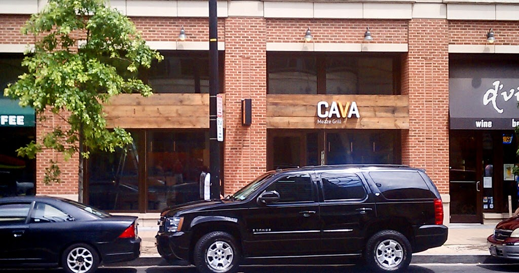 Cava Mezze Restaurant Th Street Southeast Washington Dc