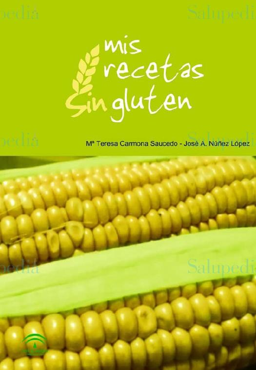 Mis recetas sin gluten- Maria Teresa Carmona Saucedo - José A. Núñez López [PDF | Español | 2.33 MB]
