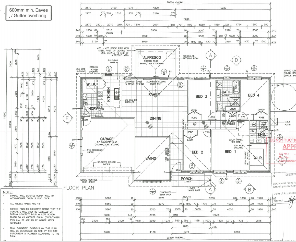 Allworth homes harmony design house design plans for Allworth home designs