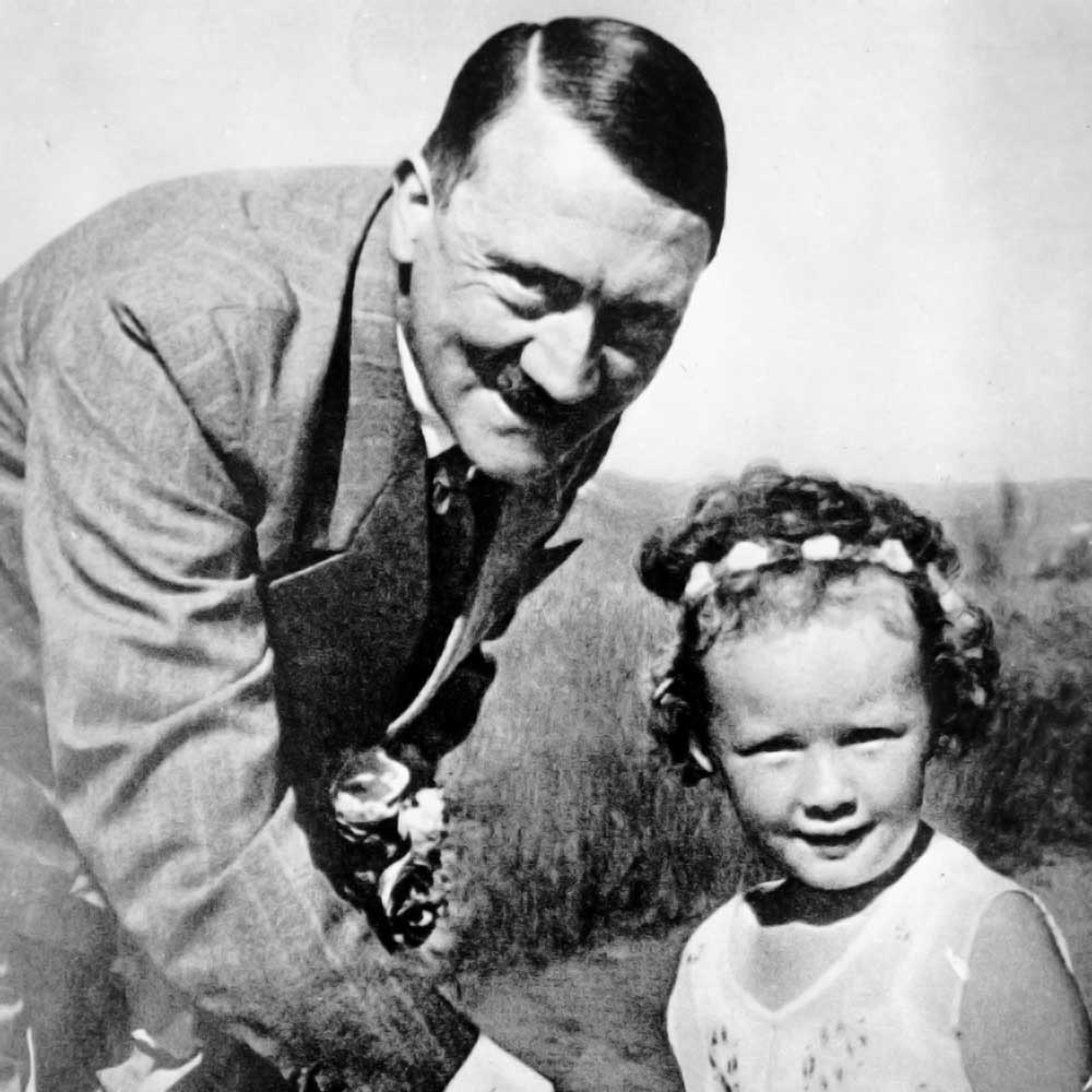 Adolf hitler ondskans förförelse