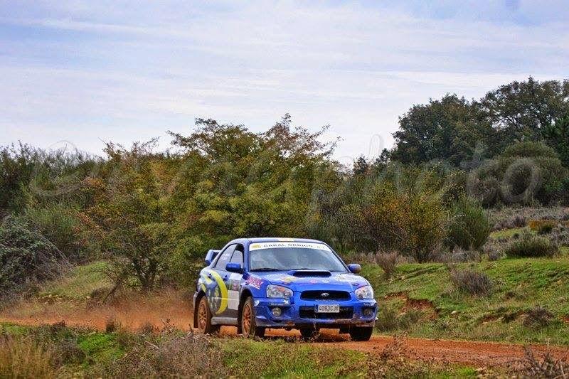 IV RallySprint de Tierra Sariegos 2014