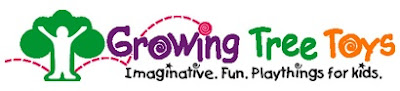 Growing Tree Toys logo