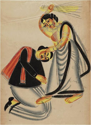 Kalighat_Painting_Calcutta_19th_Century_
