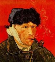 Arte: La oreja de Van Gogh