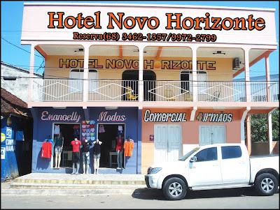 Hotéis de Tarauacá
