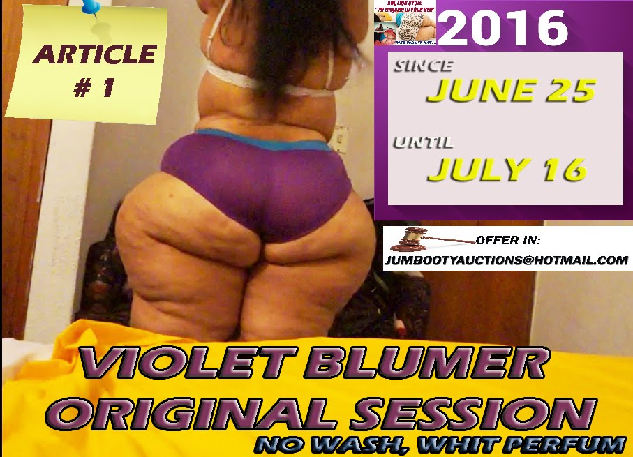 VIOLET BLUMER click in pic for view video