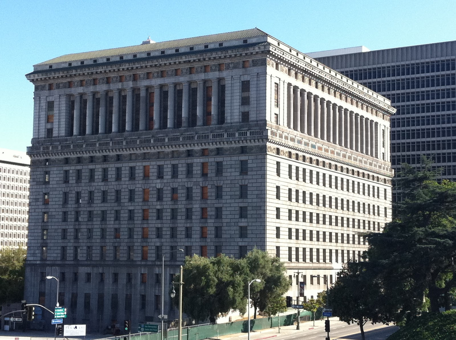 LA Hall of Justice