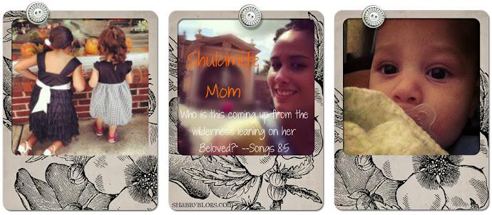Shulamite Mom