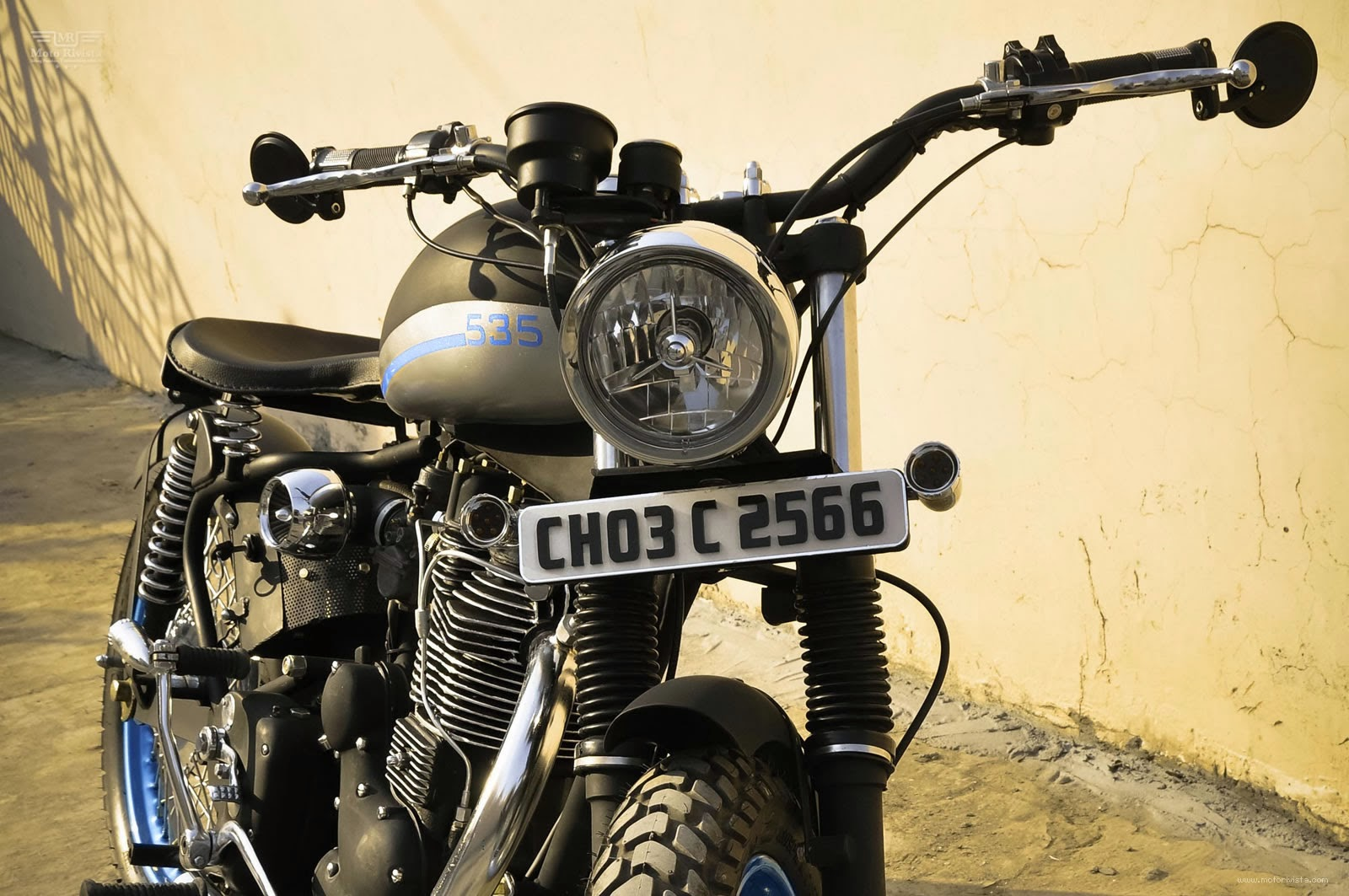 Cafe Racer Parts Online India