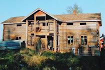 Meidän talo ennen purkua