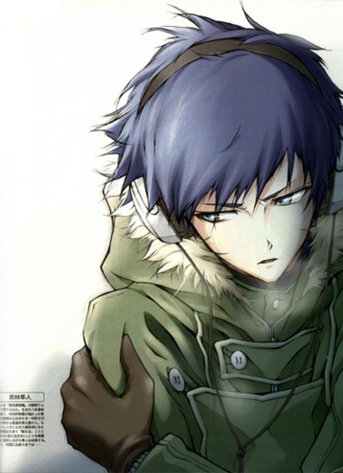 Anime Characters Boy : Anime boy