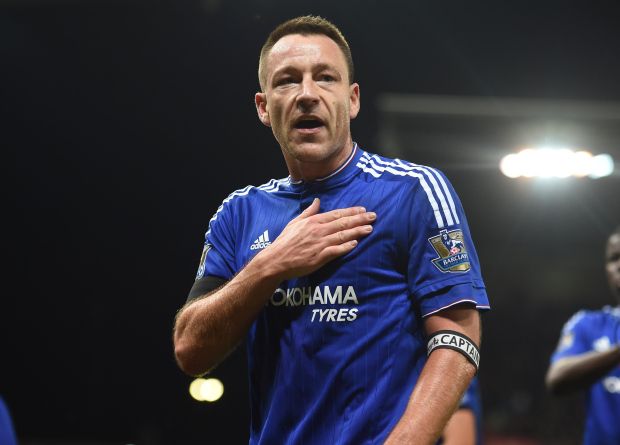 Who are Chelsea's leader without John Terry in the side? (Picture: Getty Images)