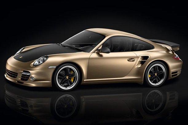 2011 Porsche 911 Special Edition