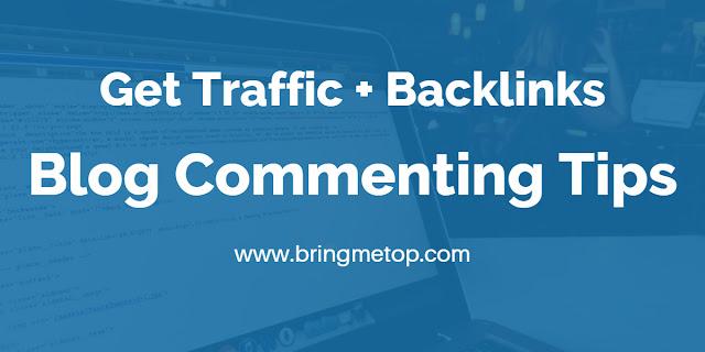 Blog Comment Tips