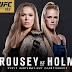 Card de lutas do UFC 193: Ronda Rousey vs. Holly Holm [14/11/2015]